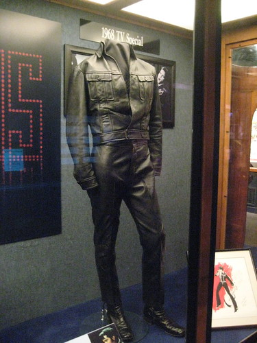 Graceland '69 comeback special outfit