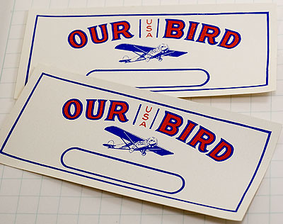 PA1997_Our_Bird_Airplane_Labels