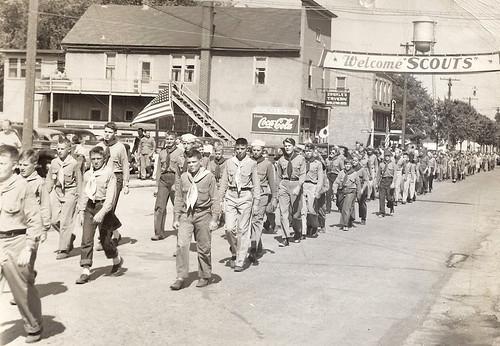 Boy Scout Camporee