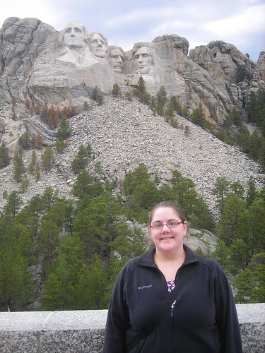 Ellen Hatfield En Route to Internship in Oregon