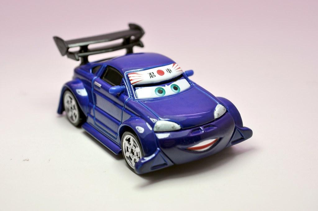 disney cars tokyo mater kobuto ninja (2)