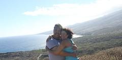 Mark & Esther at Haleakala