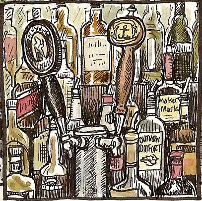 g st pub :drinks
