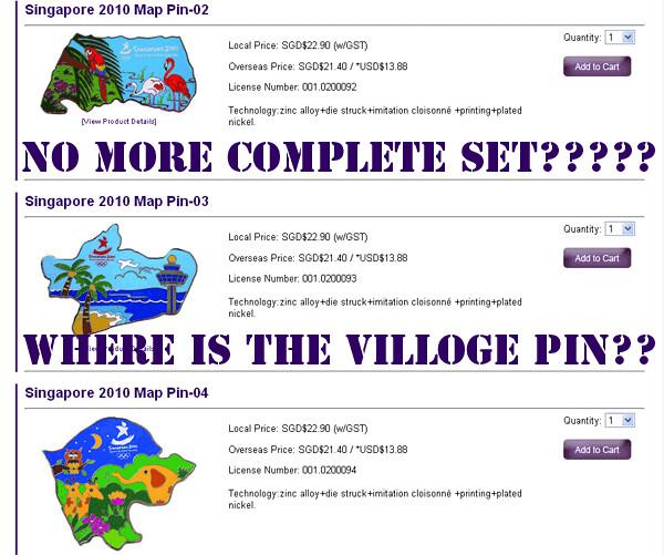 """No more """"Villoge"""" map pin"""