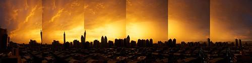 The Taipei Skyline