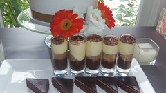 Word of Mouth Catering Wedding Tasting Desserts