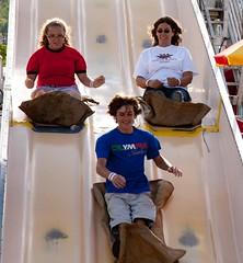 Kelly, Michael and Linda
