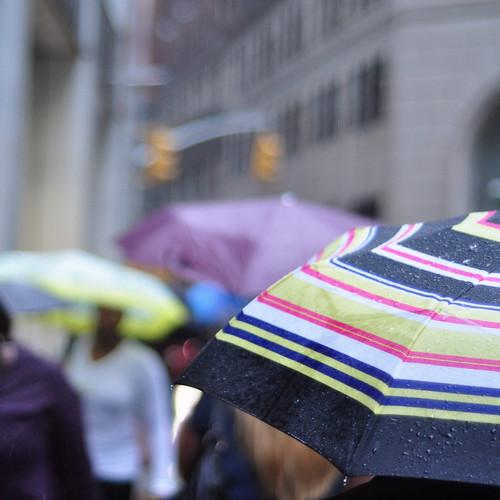 746 Striped Umbrella