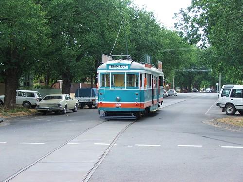 Picture of A Bendigo Talking Tram