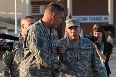 Gen. Petraeus Arrives in Kabul