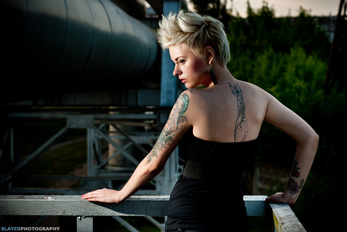 Check out tһеѕе tattoo models images: Industrial Girl