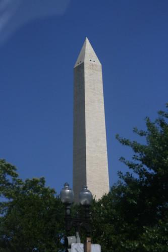365-184 Washington Monument