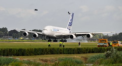 Airbus A380 Amsterdam Schiphol Airport
