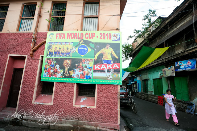 World Cup Wall Poster | Kolkata