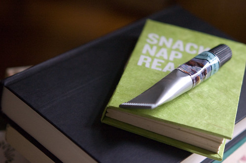 snack. nap. read. (by bookgrl)