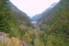 Gorge Lake Dam