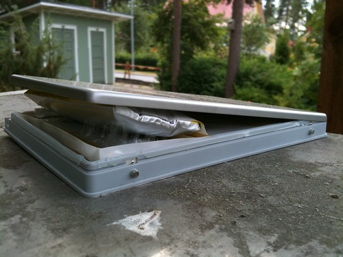 "MacBook Pro 17"" Akku - Seurantakuva"