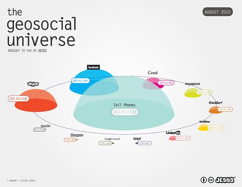 about  the Geosocial Universe
