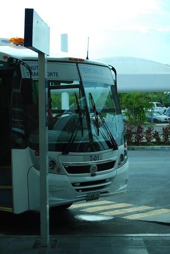 VW Shuttle Bus