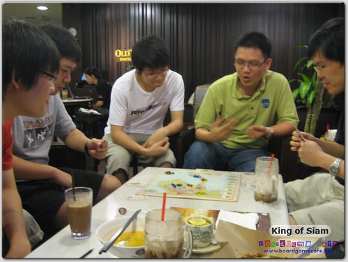 IBGC Meetup - King of Siam