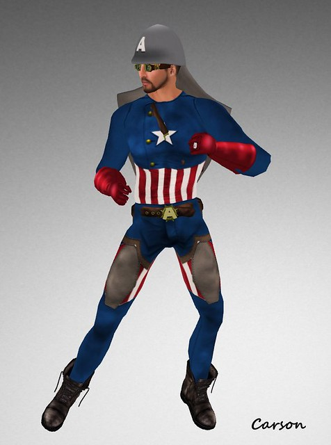 22769 True American Hero Steam 3 Hunt