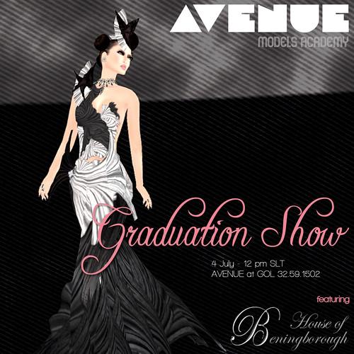 AVENUE Models Academy Graduation Show - 4 July 2010