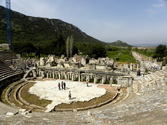 Ephesus Ampitheater