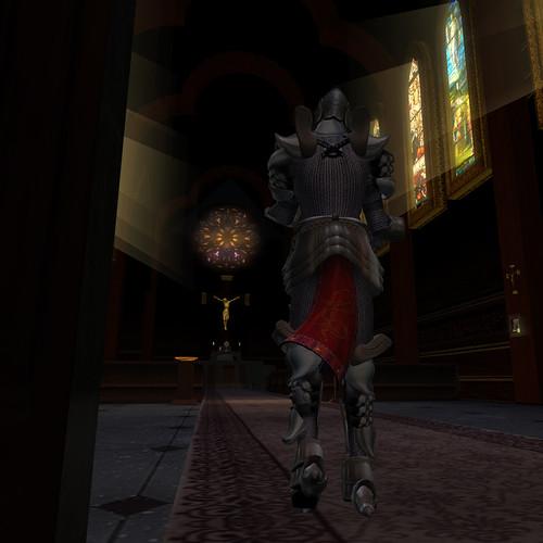 Harlequin, Pt. 1 - The Old Crusader I