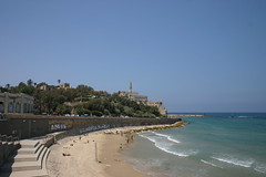South from Old Jaffa