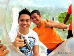 When In Manila & LetsGoSago.net Wins 1st Cebu Pacific Backpacking Challenge