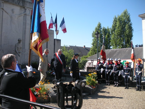 Bastille Day in Rethel