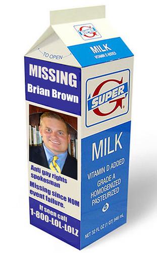 Missing: Brian Brown