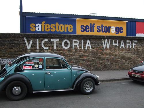 Victoria Wharf, Deptford