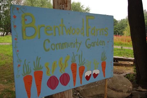 Brentwood Farms Community Garden