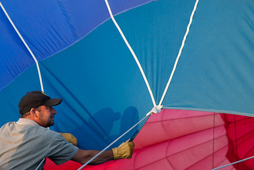 Crafting the Balloon