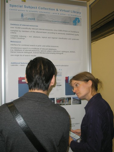"""""""Special Subject Collection and Virtual Library: Central access to scientific information - print & online - on Scandinavia"""" Presenter: Eiken Friedrichsen, Germany"""