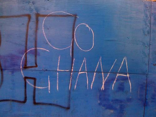"""""""Go Ghana"""""""