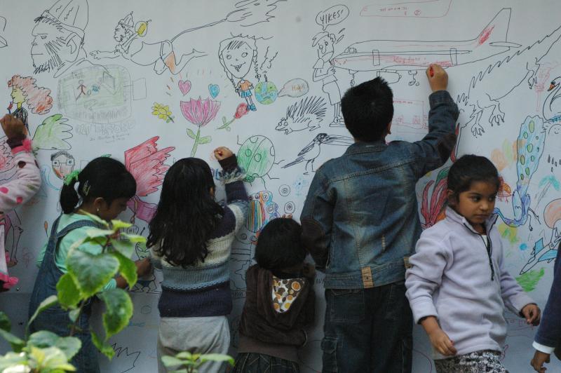 spatial intelligence, Bookaroo, Delhi, India
