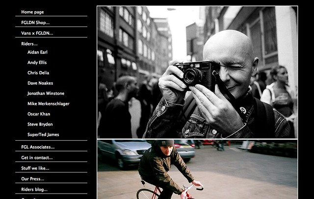 New FGLDN Riders pages!!!