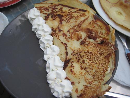 lovely banana pancake