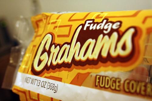 fudgegrahams