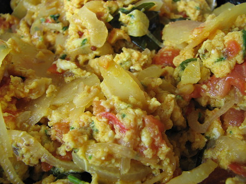 Indian Scrambled Eggs Improvisation 3