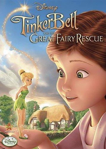Tinker Bell and The great Fairy Rescue 2 এনিমেশন মুভি । (মেগা পোষ্ট )
