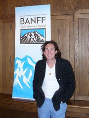 Ian Brennan, creator/writer Glee (19 Emmy nominations) @ 2010 Banff World TV Festival