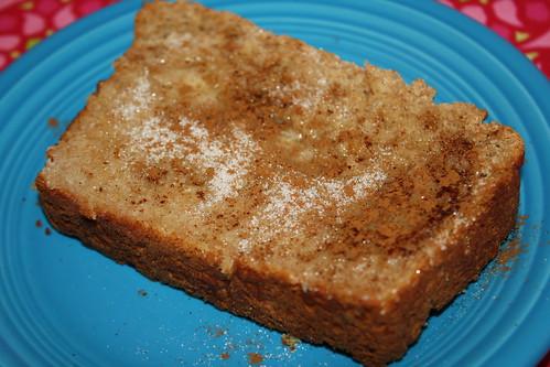 YIP 8.365 Homemade bread with cinnamon & vanilla sugar