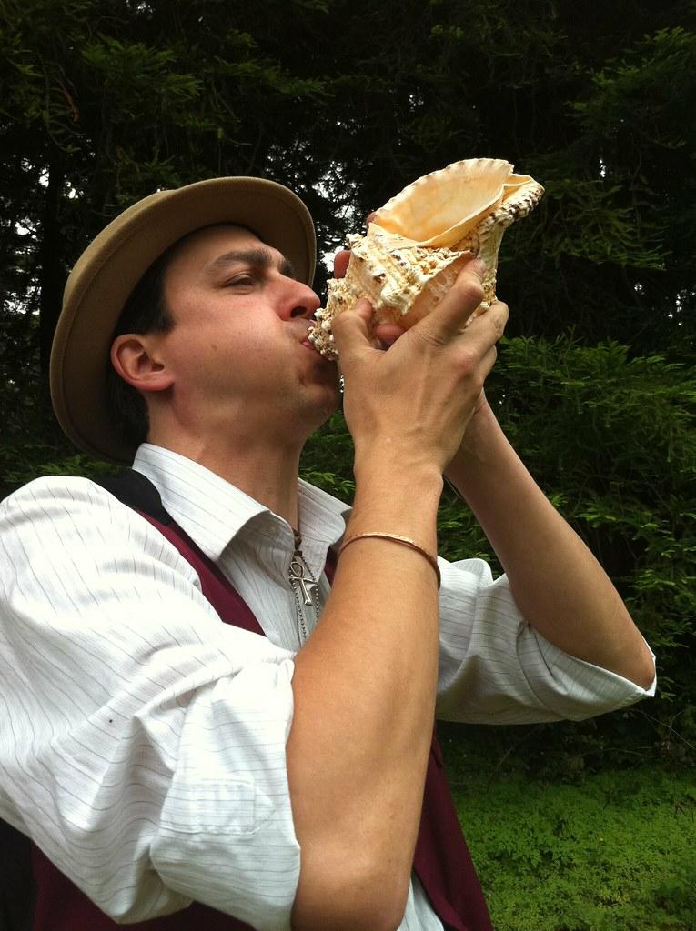 Boing Boing Picnic: Original Vuvuzela