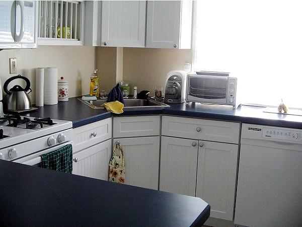 kitchen cleaning corner bench seating 常识 厨房清洁小妙招