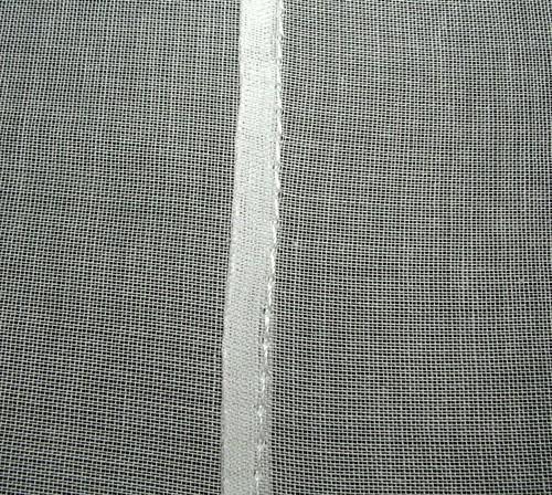 closeup with correct thread