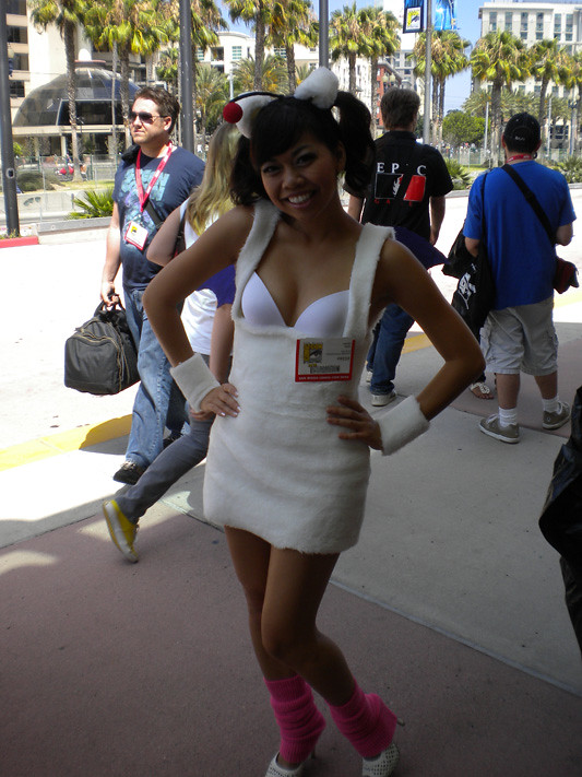 Comic Con Day One