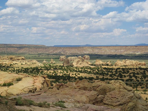 Picture from the Acoma Pueblo, New Mexico